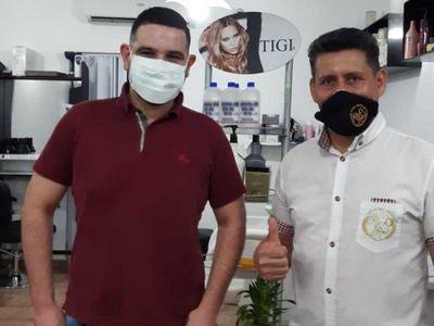 """Alentó a Guaireña sin dejarle """"pere"""" al cliente"""