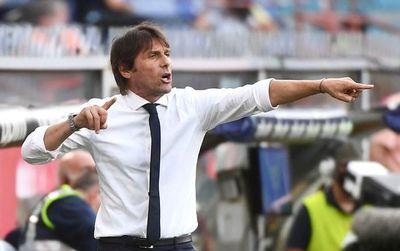 Conte desmiente que el Inter piense en fichar a Messi