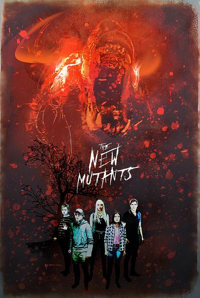 Comic-con 2020: Los Nuevos Mutantes revelan escena inicial y nuevo tráiler