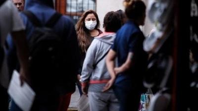 COVID19: 2 muertos y 104 nuevos casos este sábado
