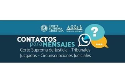 Consultas por whatsapp: abogados denuncian falta de respuestas, actuarios indican que profesionales se extralimitan