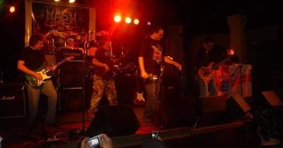 Nash, la primera banda nacional de heavy metal