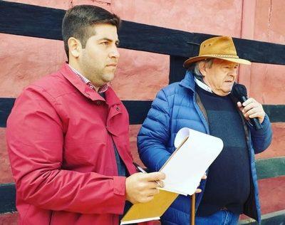 """Sebastián Pizarro: """"El futuro del Brangus está asegurado en Paraguay"""""""