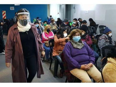 El PLRA presentará amparo si no serecibe a paraguayos
