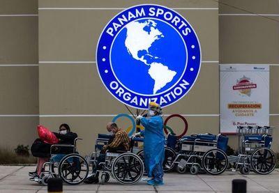 De Juegos Panamericanos a hospitales