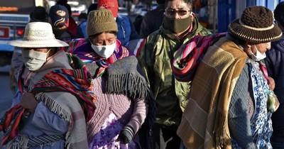 Aumentan casos de COVID-19 en pueblos indígenas de Bolivia