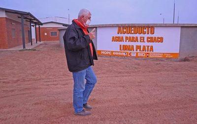 Tras 21 años de promesas llegó el agua potable al Chaco paraguayo