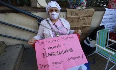 HOY / La esperanza, el motor para luchar contra el cáncer en tiempos de pandemia: la historia de Cristina