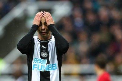 El Newcastle de Almirón cierra la Premier con derrota ante Liverpool