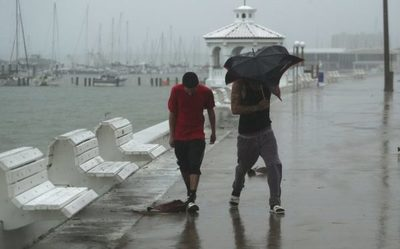 Hanna avanza como tormenta tropical por México tras su paso por Texas