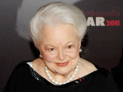 Muere Olivia de Havilland, leyenda de Hollywood, a los 104 años