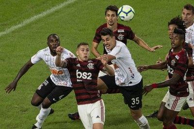 Piris Da Motta, apunto de dejar Flamengo para dar el salto a Europa