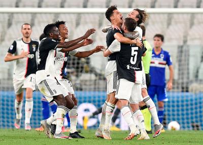 Juventus, amo y señor del Calcio Italiano, vuelve a gritar campeón
