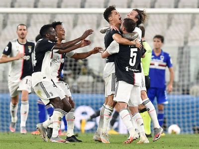 Juventus se proclama campeón de Italia por novenavez consecutiva
