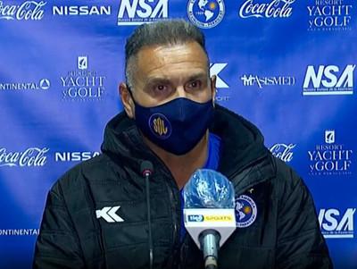 """Luis Islas: """"Soy el responsable del resultado"""""""