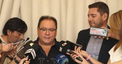 """""""Me asombra cómo causa roncha la unidad del partido"""", dice Alderete"""