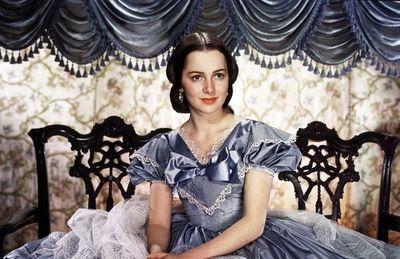 Olivia de Havilland: mucho más que la dulce Melanie