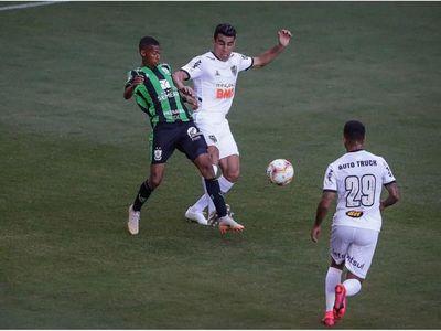 Paraguayos vuelven a jugar en Brasil y MX