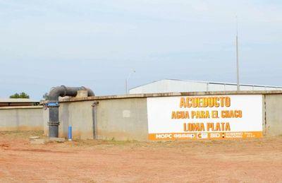 Llenar los reservorios de Loma Plata, primer objetivo