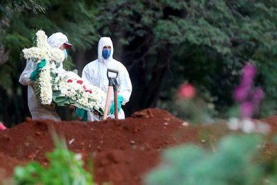 Brasil cumple cinco meses con una pandemia que todavía parece descontrolada