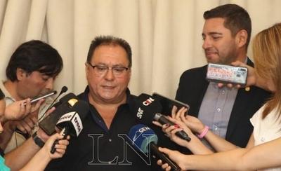 """HOY / """"Me asombra cómo causa roncha la unidad del partido"""", dice Alderete"""