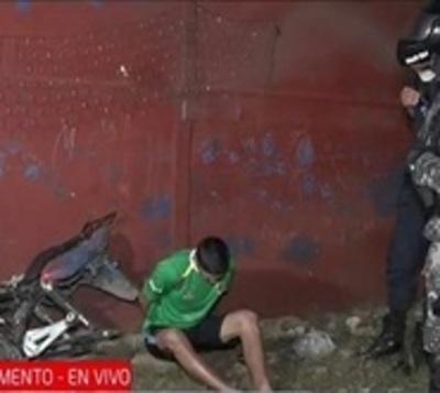 Detienen a presuntos asaltantes de gasolineras