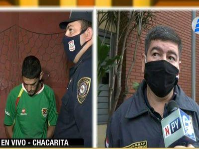 Detienen a cuatro sospechosos del robo a una estación de servicios