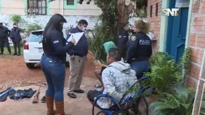 Detienen a miembros de una banda de asaltantes tras allanamientos