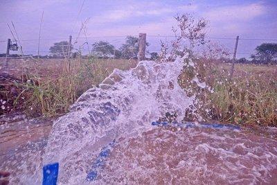 El acueducto del Chaco empezó a funcionar