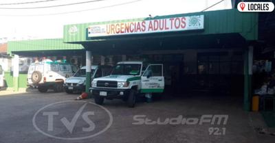 Jóvenes Adventistas renuevan  imagen del Hospital Regional de Encarnación