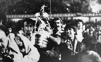 Un día como hoy: 41 años de la primera conquista internacional de Olimpia