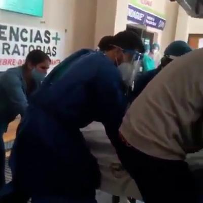 Denuncian muerte por presunta negligencia en clínica de IPS