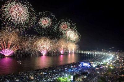 Río de Janeiro canceló la tradicional fiesta de Año Nuevo en Copacabana