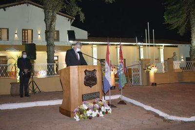 Magnífica velada marcó la inauguración del Centro Cultural Intendente Don Carlos Domínguez