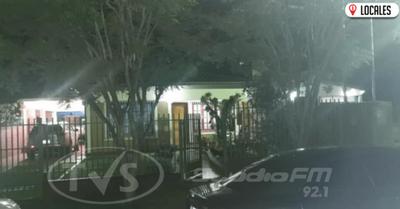 En Hohenau, delincuentes llevaron un millonario botín tras un asalto