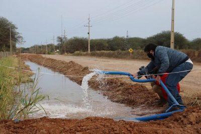 Acueducto de 203 kilómetros lleva agua al Chaco central