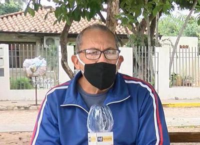 Evaristo Isasi, partícipe de la primera Libertadores de Olimpia