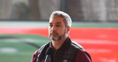 """Abdo Benítez: """"Si hay alguien que tenga cuentas con la Justicia, pues que esta funcione"""""""