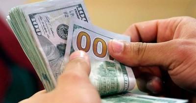 El dólar arranca la semana disminuyendo 20 puntos