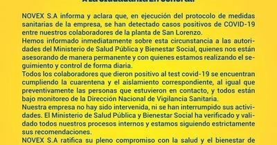 Coronavirus en San Lorenzo: Ochsi dice que sigue estrictamente las recomendaciones de Salud