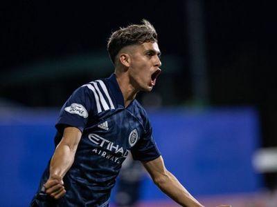 Jesús Medina vuelve a marcar en la MLS