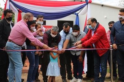 Entregan viviendas sociales a casi 100 familias de Caaguazú