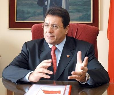 Con visto bueno de los colorados, Alderete confirma que será el próximo vicepresidente primero de la ANR