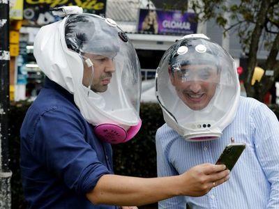 Emprendedores colombianos diseñan una burbuja para protección del Covid-19