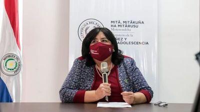 Todas las expresiones de la pedofilia están penalizadas, afirma ministra