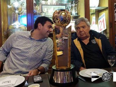 ODD recuerda con emoción el primer título de Copa Libertadores