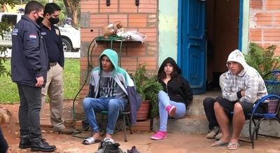 Caso asalto a estaciones: Imputan a los 4 detenidos en allanamientos