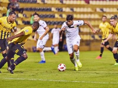 El gol estuvo ausente en Dos Bocas
