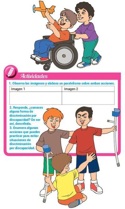 Discriminación por discapacidad