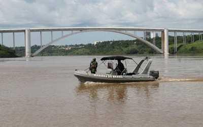 Se refuerza patrulla en las aguas del río Paraná y sobre puertos clandestinos